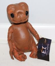 "1982 Vintage Kamar E.T. Doll 10"" Faux Leather Universal City Studio Original Tag"