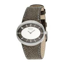 Boccia Armbanduhren mit Mineralglas und 50 m Wasserbeständigkeit (5 ATM)