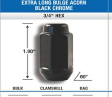 """(1000) lugnuts 1/2 12mm 3/8"""" 10mm 14mm lug nut lugnut ATV UTV Golf Cart SxS"""