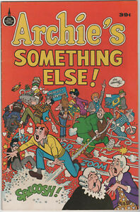 Archie's Something Else! - Spire Christian Comics 1975 (39c)