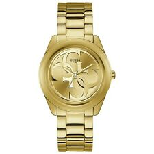 Guess Gold Tone Stainless Steel Women's Quartz Watch W1082L2