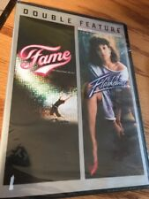 Fame Flashdance DVD Double Feature New 1980s 80s