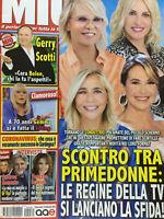 Mio 2020 30.Maria De Filippi-Clerici-Mara Venie-Barbara D'Urso,Tiziano Ferro