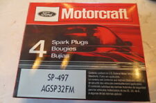 Motorcraft Finewire Platinum SP-497 Spark Plugs Set Of 2, AGSP32FM