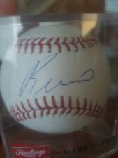 richard urena signed baseball autographed romlb ball auto mlb toronto blue jays