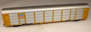 Walthers #932-4808 89' Enclosed Auto Carrier UP #941076 1/87 HO Scale