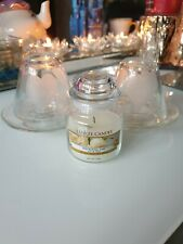 Yankee Candle Shade and Tray Accessory x 2 Plus Wedding Day Candle Boxed