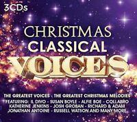 Christmas Classical Voices [CD]
