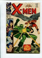 X-men  29  VF  8.0  High Grade   Cyclops  Angel  Beast  Iceman  Jean Gray