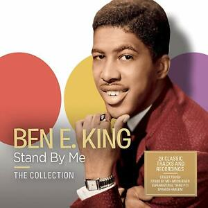 BEN E. KING STAND BY ME THE COLLECTION 2 CD (Released January 31st 2020)