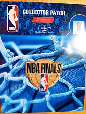 NBA The Finals Uniform Patch 2019 Raptors Warriors Canada & US