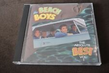 Beach Boys - Absolute Best Volume 1 CD 1991 Capitol US 20 track best of