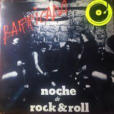 BARRICADA - NOCHE DE ROCK & ROLL EDICION LIMITADA 180grs  LP Vinilo Precintado