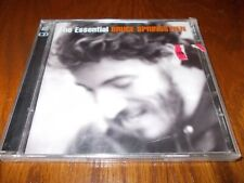 LEON'S SALE:BRUCE SPRINGSTEEN-THE ESSENTIAL 2 CD SET 2003 REMASTERED SEALED
