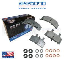 Brake Pad Set FRONT AKEBONO ProACT Ultra Premium Ceramic ACT369 fits Chev GMC