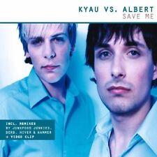Kyau vs. Albert Save me (2002) [Maxi-CD]