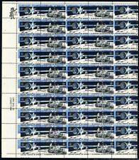 1435a, Amazing Black Color Shift Error Sheet of 50 Stamps WoW - Stuart Katz