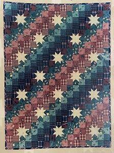"Star Trip Lap Quilt Kit - 52"" x 70"""
