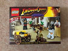 LEGO Indiana Jones Ambush in Cairo (7195) New And Sealed