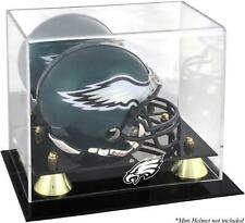 Philadelphia Eagles Mini Helmet Display Case - Fanatics