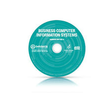 SOS Switched On Schoolhouse Business Computer Information Systems Set 2016 New!