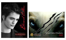 Twilight ~ NAT card ~ Edward Cullen Exclusive ~ Only 40 Made ~ New / Rare
