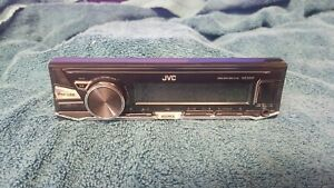 JVC KD-X241 MEDIA MP3 PLAYER FACE OFF FRONT SECURITY PANEL ONLY,POP OF FASCIA