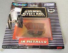 Star Wars Micro Machines - Jawa Sandcrawler - Die-Cast Metal  Cingolato #MOSC