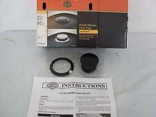 OEM HARLEY BLACK FLUSH MOUNT FUEL CAP XL SPORTSTER 63134-10 NEW