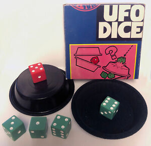 Tricks Co. Ltd. UFO Dice