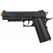 340 FPS LANCER TACTICAL M1911 AIRSOFT CO2 GAS BLOWBACK PISTOL HAND GUN 6mm BB