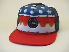 O'Neill Men's Beer Pong Steller Trucker Hat OSFM Adjustable