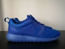 Mens Nike Roshe One Hyperfuse Blue Trainers VGC - UK 8