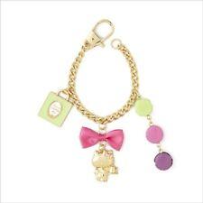 Laduree Marks New Hello Kitty Key Chain Ring Charm Macaron Eiffel Tower #498