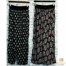 Polyester Unbranded Regular Machine Washable Pants for Women