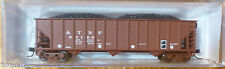 Atlas N #50002382 Santa Fe (90 Ton Hopper w/Load) Rd #81104 (Trainman)
