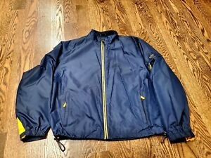 Abercrombie & Fitch Men's Vintage Outdoor Jacket Gym Issue L Brand New Very Rare