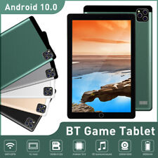 10.1 inch WiFi Tablet Android 10.0 Pad 10+512GB 10 Core Tablet GPS Dual Camera