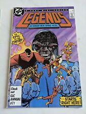 Legends #1 November 1986 DC Comics Shazam Superman Batman