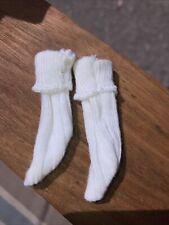 barbie Friends Fashion doll white socks clean free ship usa