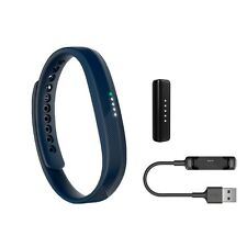 Electrónica deportiva azul Fitbit