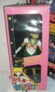 "Vintage Sailor Moon Jupiter 9"" No PD-1 vinyl figure New in box Japan Rare"