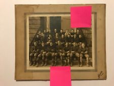 Vintage Photo Corry High School Football Team Corry Pennsylvania 1925 by Healys