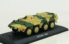 Amercom 1:72 GAZ BTR-80 8x8 APC Russian Army Imperial Guard Troops 1999 ACCS41