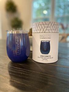 Brumate Uncork'd Glitter Reflex Blue - NEW!