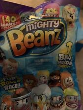 NEW OLD  STOCK MIGHTY BEANZ LOT OF 20 PACKS