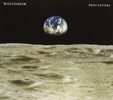 WOLFSHEIM - SPECTATORS  CD (DIGIPACK) NEU