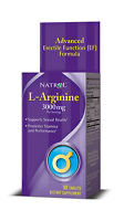 Natrol L-Arginine 3000mg 90 Tablets