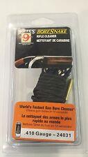 410 .410 Gauge Shotgun Rifle Pistol Hoppe's 9 Bore Snake Free Shipping