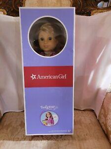 """American Girl 18"""" Doll, Truly Me, Just Like You #53, Blonde Hair Brown Eyes, NIB"""